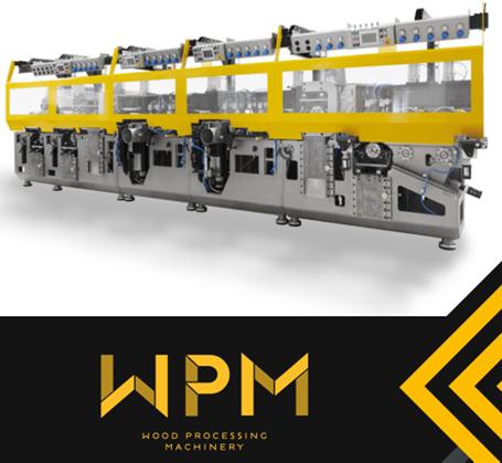 Ny WPM hyvel installeras vid Lida Timber i julhelgen